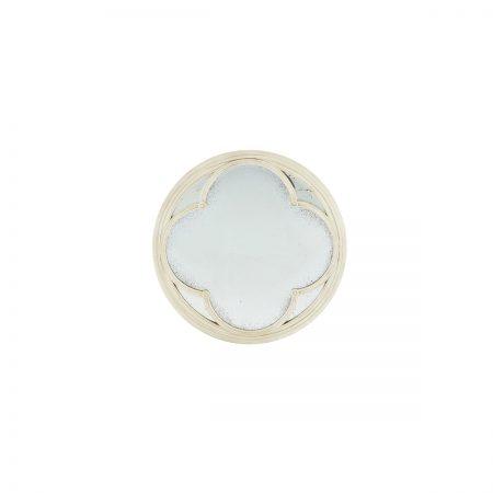 Gothic Round Mirror Small